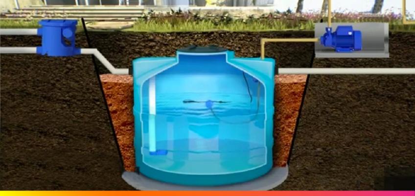 Como Definir o Tamanho De Uma Cisterna Para Água De Chuva?   Efizi
