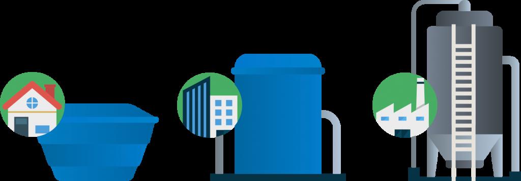 Limpeza de caixa d'água e cisternas   Klin Controle de Pragas